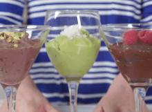 Delicious Quick Vegan Desserts(Video)
