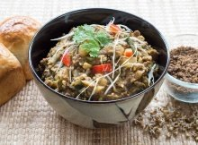 Would You Like To Try An Indian Snack ? - Misal Pav