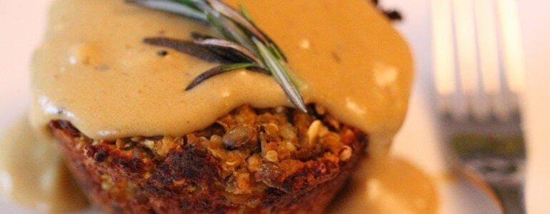 Vegan Ayurvedic Thanksgiving Menue