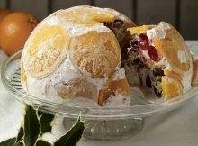 Festive Pudding Ice Cream