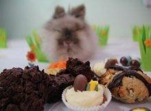 Vegan recipes: Easter-themed Cakes & Desserts