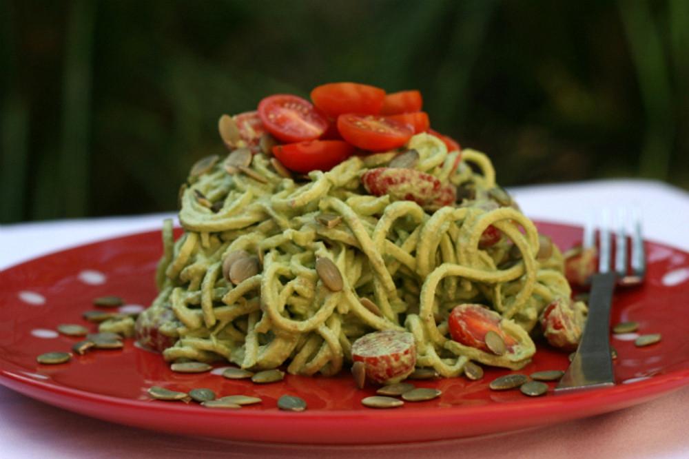 Delicious Raw Zucchini Recipes