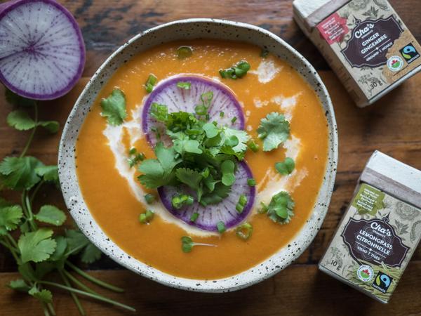 Exotic Vegan Recipes a Spicy Delight