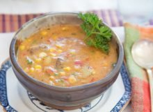 8 Vegan Soups That Are Comforting Warming For Cold Days