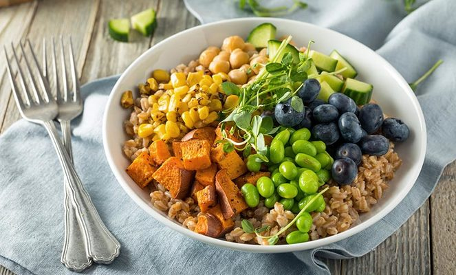 The 10 Best Powerful Vegan Foods To Build Muscles