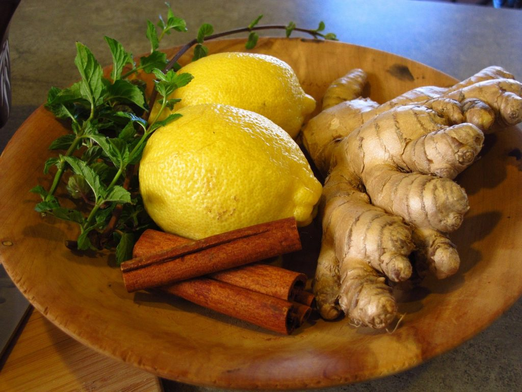5 Recipes With Ginger Help Losing Weight Easy And Effective