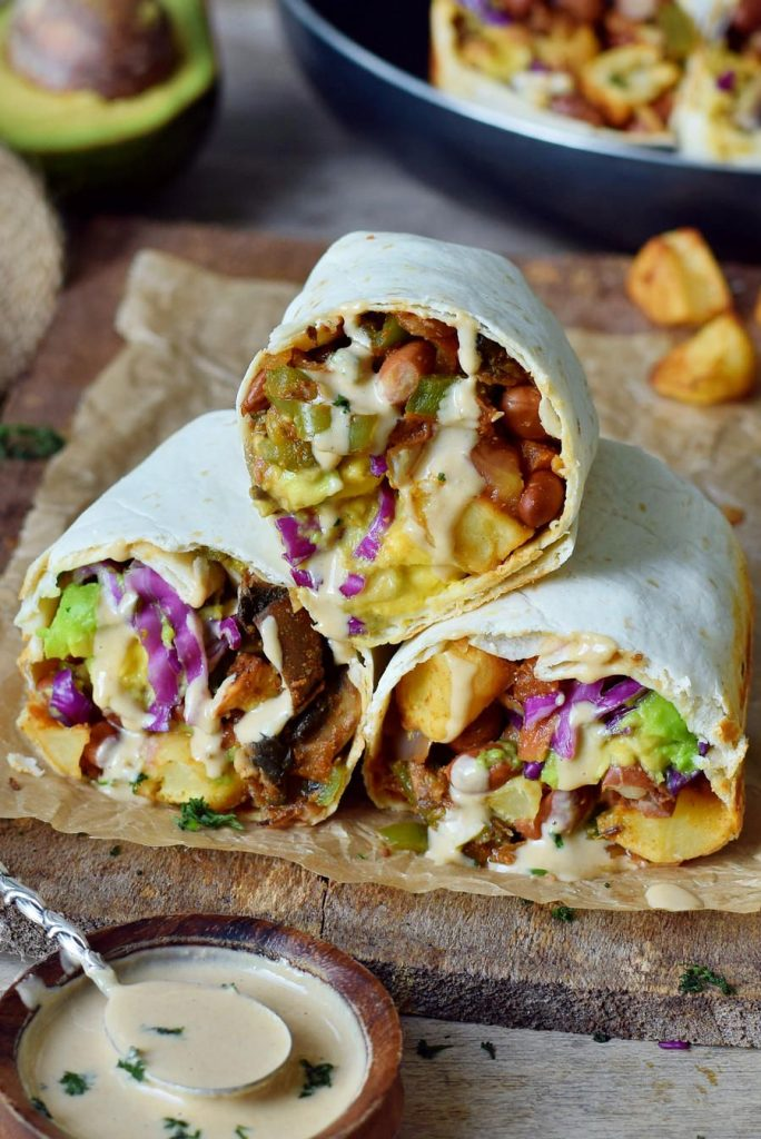 plant-based recipes for picnic.