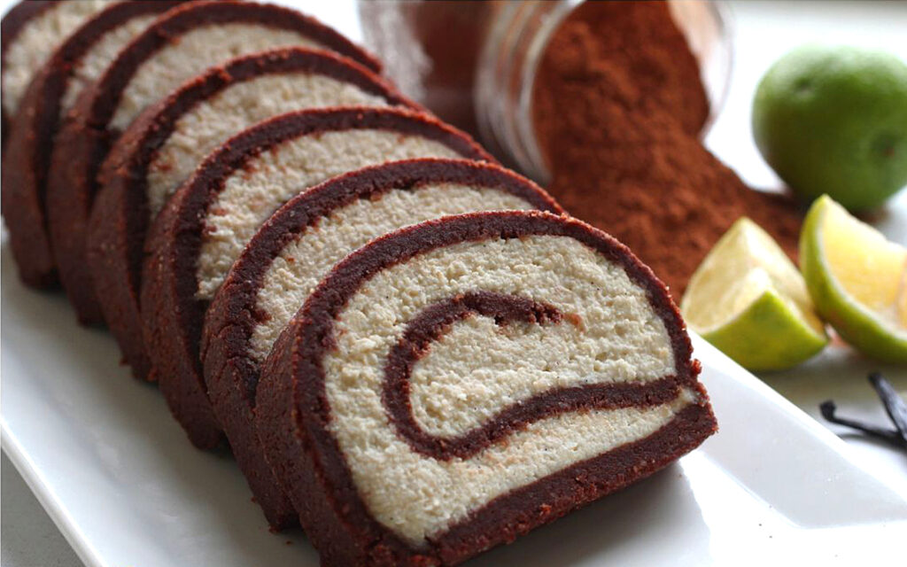 Raw Healthy Desserts And Cakes That You Can Make Very Quick